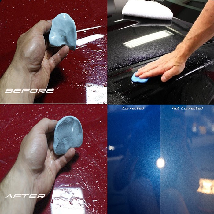 clay bar treatment by pops auto detailing of central florida