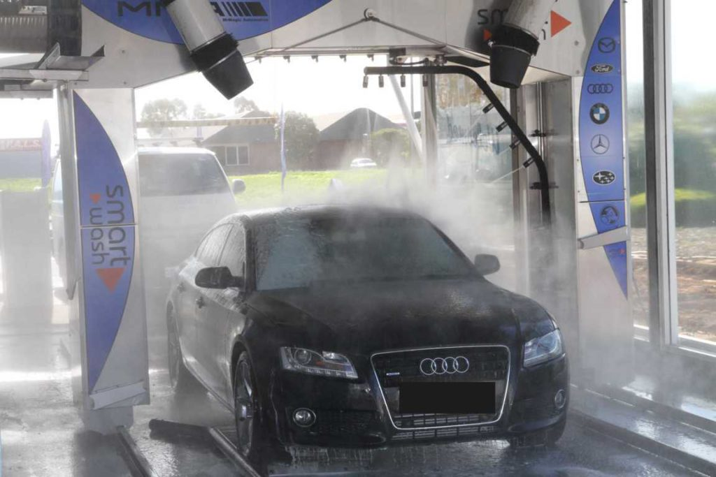 Why NO Automated Car Wash - Audi car wash