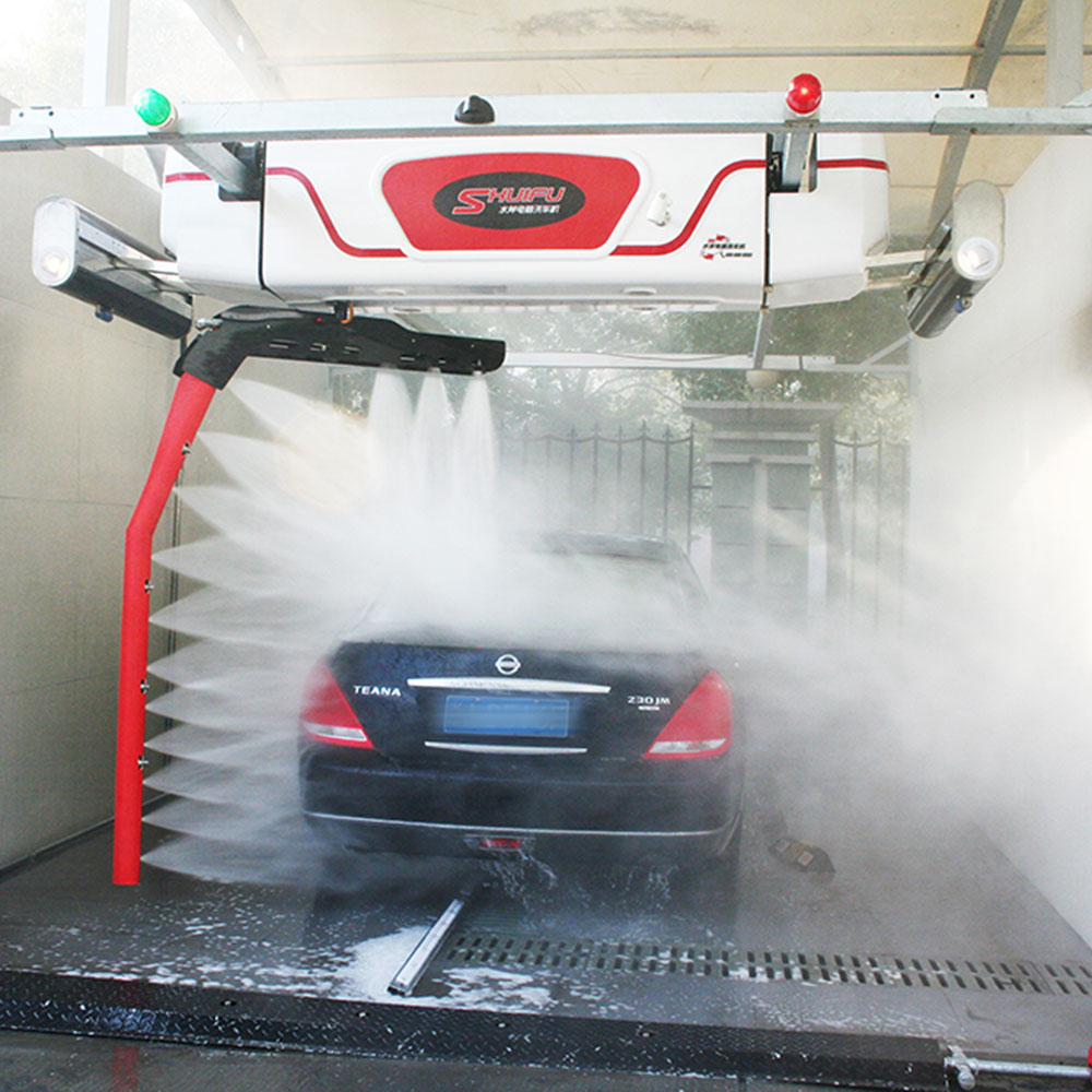 Touchless Car Wash Bad For Paint