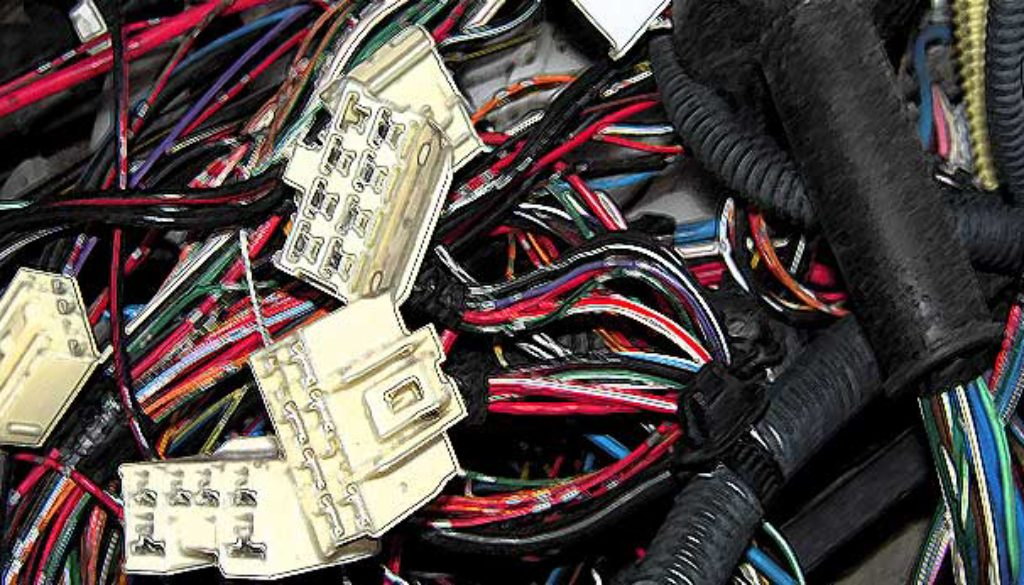 Automotive Electrical Wiring