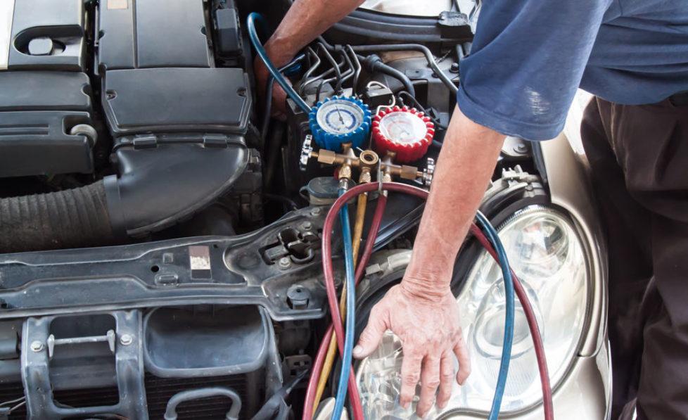 Need professional auto ac repair call pop's auto electric & ac